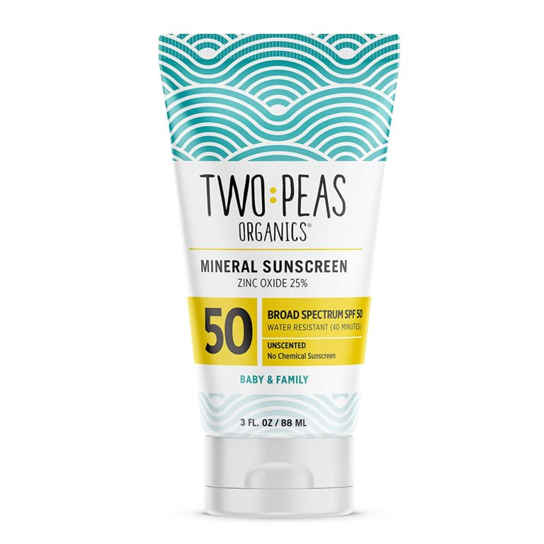 Top 10 Best Organic Sunscreen In 2020 Review