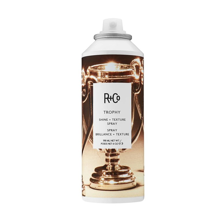 1. R+Co Trophy Shine + Texture Spray