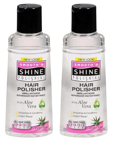 10. Smooth N Shine Instant Repair Polisher Xtra Strength 4oz (2 Pack)