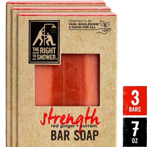 2. The Right To Shower Bar Soap