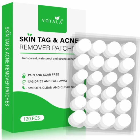 3,Skin Tag and Acne Remover Patches